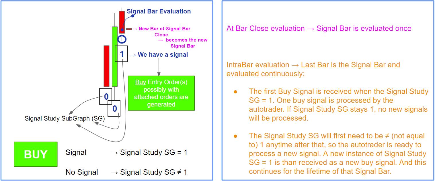 signal study concept